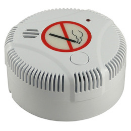 Puff Alert Cigarette Smoke Detector & Remote LED Indicator