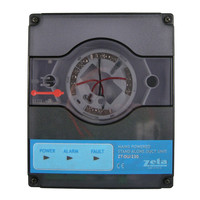 Fire Alarms, Fire Alarm Accessories, Duct Units - Zeta Fire Alarm Duct Unit c/w 12V Relay Board