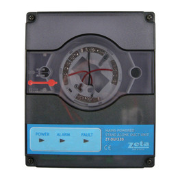 Zeta Fire Alarm Duct Unit c/w 230V Relay Board