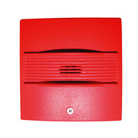 Fire Alarms, Sounders, Flashers & Bells, Fire Alarm Sounders, Addressable Sounders, Fike Sita Addressable Sounders - Sita Addressable SoundPoint (Red)