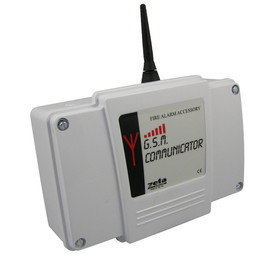 Zeta GSM Fire Alarm Communicator