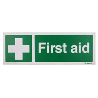 First Aid & Safety Equipment, First Aid Signs - First Aid Kit Sign